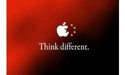 apple china think different