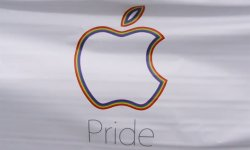 Apple Gay Pride logo