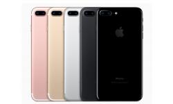 Apple iPhone 7 coloris