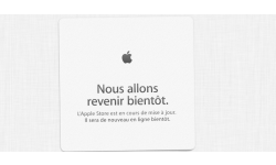 apple store en maintenance
