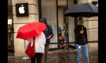 apple store lille braquage voiture belier vol