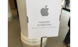 Apple Store Lille inauguration 10