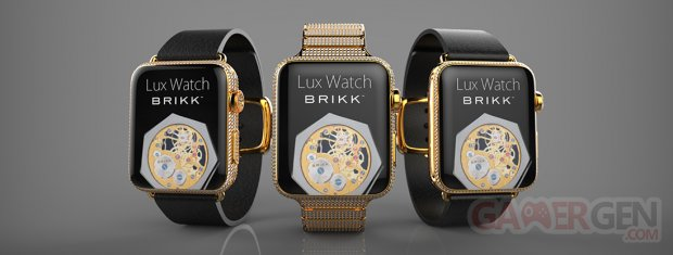apple watch brikk lux