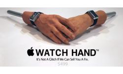 Apple Watch Hand