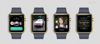 apple watch mockup lyft