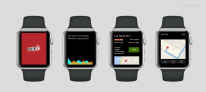 apple watch mockup yelp