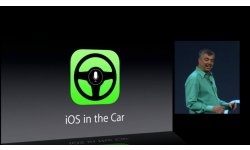 apples ios in the car app