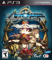 Ar Nosurge ode to an unborn star cover jaquette boxart ps3
