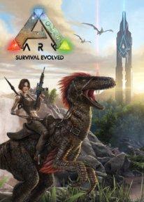 Ark Survival Evolved Box Art