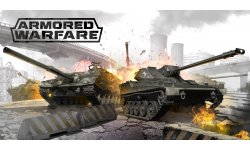 Armored Warfare OpenBeta Start Art 02