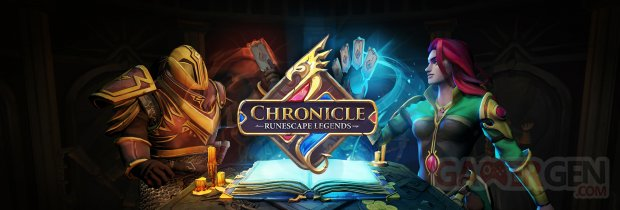 Art Chronicle RuneScape Legends KeyArt
