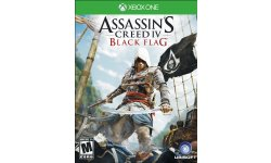 assassin creed black flag iv cover boxart jaquette xboxone