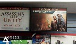 assassin creed unity preorders precommande bonus leak