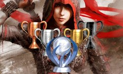 Assassin's Creed Chronicles China trophees