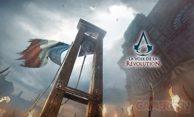 Assassin s creed concours voix de la re?volution