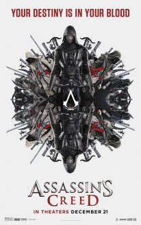 Assassin's Creed film images affiche