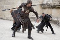 Assassin's Creed film photos (2)