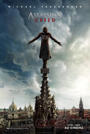 Assassin s Creed film poster affiche 2