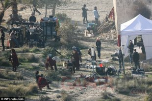 Assassin s Creed film tournage Espagne 11