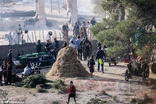 Assassin s Creed film tournage Espagne 7