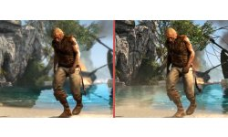 assassin's creed iv black flag comparaison graphique.