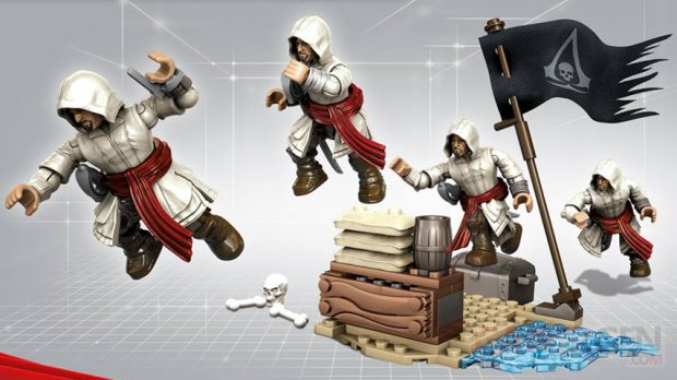 Assassin s Creed Mega Bloks