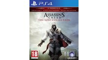 Assassin's Creed The Ezio Collection Jaquette PS4