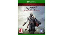 Assassin's Creed The Ezio Collection Jaquette Xbox One