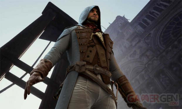 Assassin's Creed Unity 01 07 2014 perso head