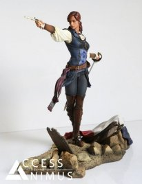 Assassin's Creed Unity Elise statue 2