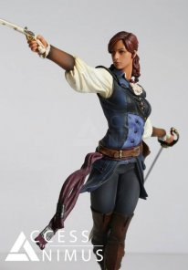 Assassin's Creed Unity Elise statue 3