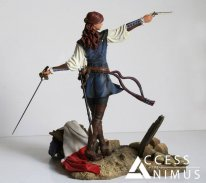 Assassin's Creed Unity Elise statue 5