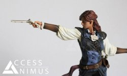Assassin's Creed Unity Elise statue