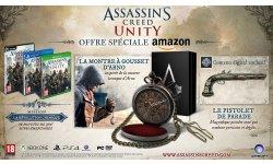 Assassin's Creed Unity offre spéciale Amazon montre gousset