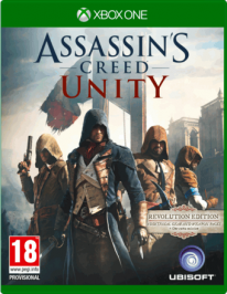 Assassin s Creed Unity Revolution Edition 1