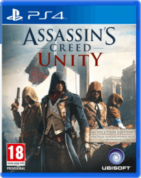 Assassin s Creed Unity Revolution Edition 3