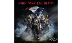 assassin's creed unity unis pour les bleus
