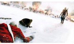 assassins creed III neige.
