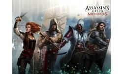 assassins creed memories