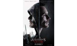 Assassins Creed Movie Film affiche 03 18 10 2016