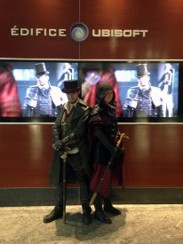 assassins creed syndicate ubisoft quebec invitation presse media visite studio quebec reportage sortie photo 26 2