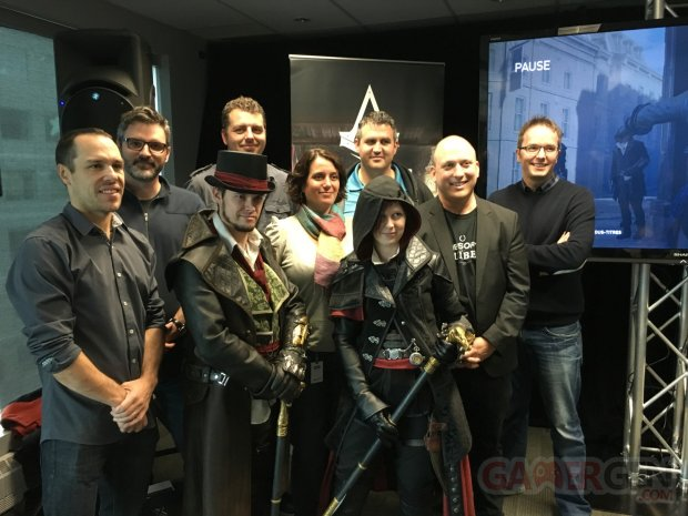 assassins creed syndicate ubisoft quebec invitation presse media visite studio quebec reportage sortie photo 70