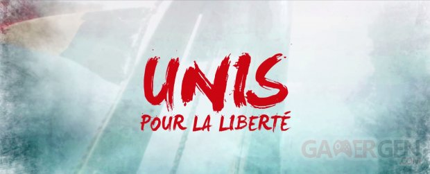assassins creed unity unis pour la liberte