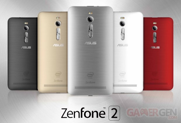 ASUS ZenFone 2 color line up 2