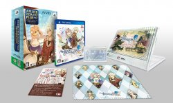 Atelier Escha & Logy Plus Alchemists of the Dusk Sky 31 12 2014 collector 1