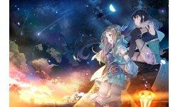 Atelier Firis The Alchemist and the Mysterious Journey Key Art 1