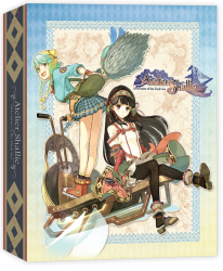 Atelier Shallie Alchemists of the Dusk Sea 13 12 2014 art 2