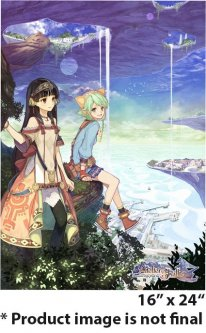 Atelier Shallie Alchemists of the Dusk Sea 13 12 2014 art 5