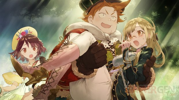 Atelier Sophie The Alchemist of the Mysterious Book 16 08 2015 art 0