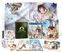 Atelier Sophie The Alchemist of the Mysterious Book 18 03 2016 édition limitée